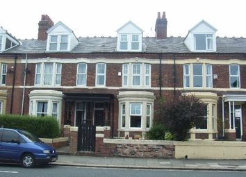 Thumbnail 4 bed terraced house to rent in Sunderland Road, South Shields