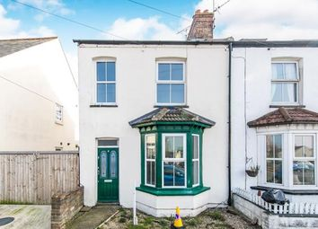 Thumbnail 3 bed end terrace house for sale in Agar Road, Walton On The Naze