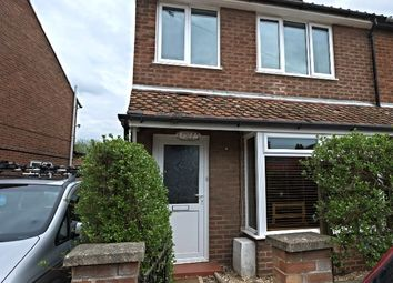 Thumbnail 3 bed semi-detached house for sale in Swanton Avenue, Dereham