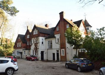 Thumbnail 2 bed flat for sale in Flat 5, 49 London Road, Camberley, Surrey