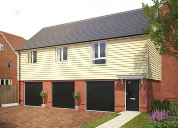"Thumbnail 2 bedroom property for sale in ""The Bodiam"" at Saunders Way, Basingstoke"