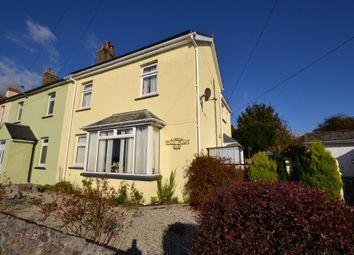 Thumbnail 2 bed end terrace house for sale in Launceston Road, Callington, Cornwall