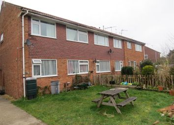 Thumbnail 2 bedroom flat to rent in Redhoave Road, Canford Heath, Poole