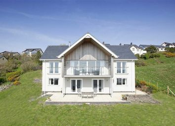 Thumbnail Detached house for sale in Verbier, Hillsidepark, Aberdovey, Gwynedd