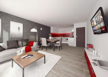 Thumbnail 1 bed flat for sale in Salisbury Place, Liverpool