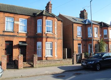 Thumbnail 4 bed semi-detached house for sale in Sidegate Lane, Ipswich