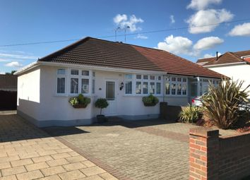 Thumbnail 2 bed bungalow for sale in Court Avenue, Romford