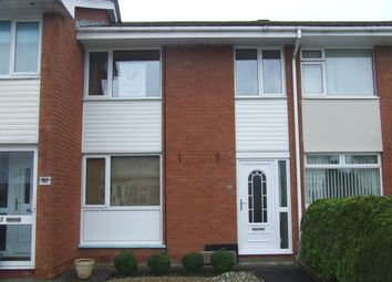 3 bed terraced house to rent in Babbages, Bickington, Barnstaple EX31