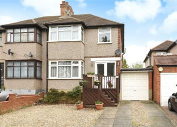 Thumbnail 3 bed semi-detached house for sale in Long Lane, Uxbridge