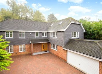 Thumbnail 6 bedroom detached house for sale in St Leonards Hill, Windsor, Berkshire