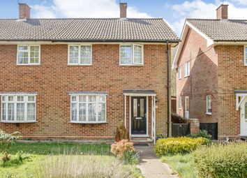 Thumbnail 2 bed semi-detached house for sale in Brindles Close, Brentwood, Essex