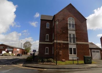 Thumbnail 2 bed flat to rent in Anglesey Road, Burton Upon Trent
