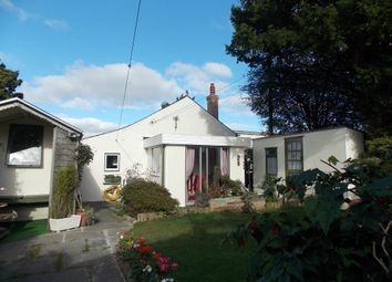 Thumbnail 3 bed detached bungalow for sale in Daniell Road, Truro