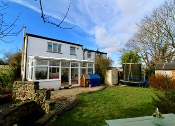 Thumbnail 3 bed cottage for sale in Lukes Lane, St. Hilary, Penzance
