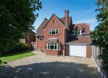 Thumbnail 4 bed detached house to rent in Spixworth Road, Old Catton, Norwich