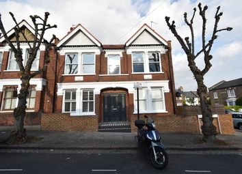 Thumbnail 4 bed flat to rent in Badminton Road, London