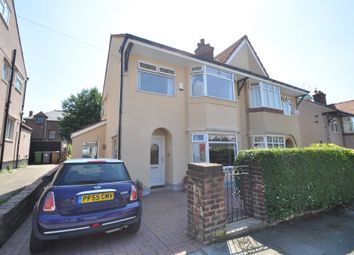 Thumbnail 3 bed semi-detached house for sale in Paignton Road, Wallasey