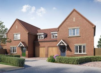 Thumbnail 3 bedroom semi-detached house for sale in Maddoxwood, Lavant Road, Chichester, West Sussex
