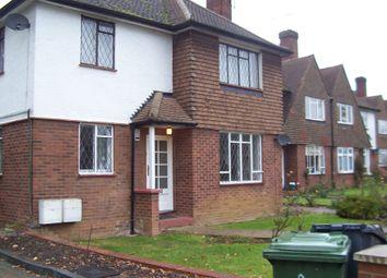 Thumbnail 2 bed maisonette to rent in Uxbridge Road, Pinner