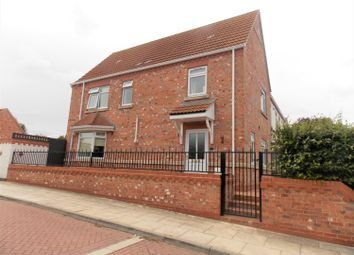 Thumbnail 3 bed end terrace house for sale in Villa Court, Grimsby