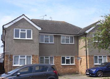Thumbnail 2 bed maisonette to rent in Chipperfield Close, Cranham, Upminster