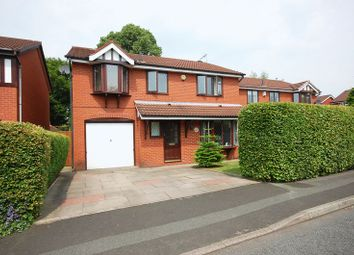 Thumbnail 4 bedroom detached house for sale in Seven Stiles Drive, Marple, Stockport