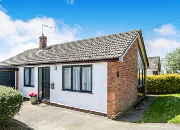 Thumbnail 3 bed bungalow for sale in Homefield, Shaftesbury