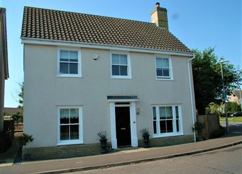 Thumbnail 3 bed detached house for sale in Tudor Rose Way, Starston, Harleston