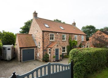 Thumbnail 4 bed semi-detached house for sale in The Green, Aldwark, Alne, York
