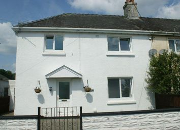 Thumbnail 3 bed semi-detached house for sale in Pontwelly, Llandysul