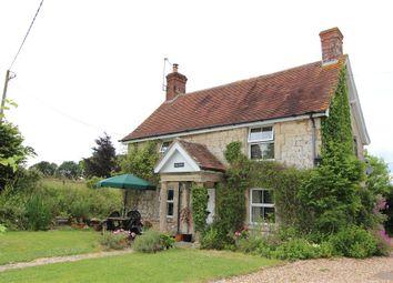 Thumbnail 3 bed detached house for sale in Walton Elms, Marnhull, Sturminster Newton, Dorset