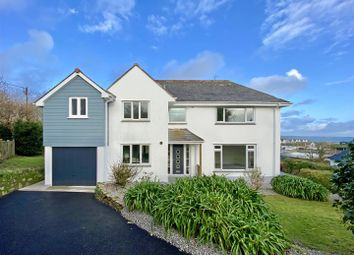 Thumbnail 4 bed detached house for sale in Higher Lariggan, Penzance