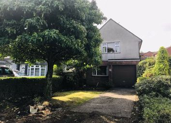 Thumbnail 3 bed detached house for sale in Cwmbach Road, Swansea