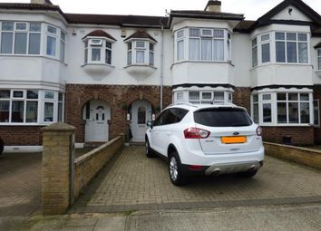 Thumbnail 3 bed terraced house for sale in Newbury Gardens, Upminster