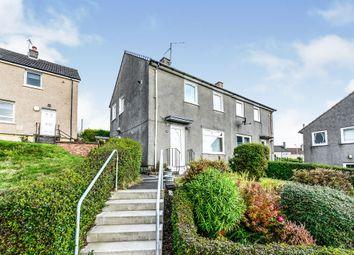 Thumbnail Semi-detached house for sale in Castlehill Road, Dumbarton
