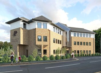 Thumbnail 1 bed flat for sale in Maybury Close, Frimley, Camberley