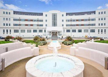 Thumbnail 2 bed flat for sale in Longridge Avenue, Saltdean, Brighton, East Sussex
