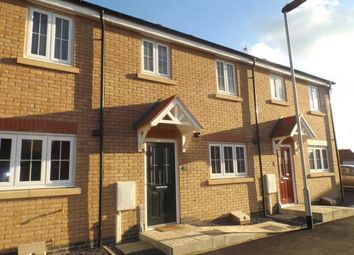 Thumbnail 3 bed terraced house for sale in Kilbride Way, Orton Northgate, Peterborough, Cambs