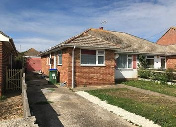Thumbnail 2 bed bungalow to rent in Cavell Avenue, Peacehaven