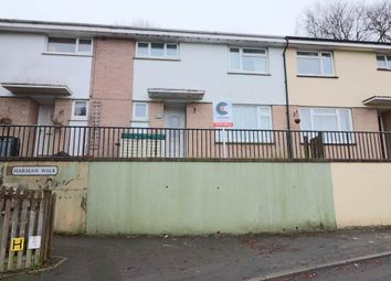 Thumbnail 3 bed terraced house for sale in Harman Walk, Barnstaple