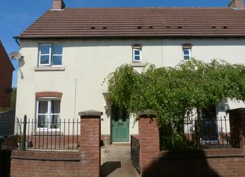 Thumbnail 3 bedroom semi-detached house for sale in Ferndale Close, Longlevens, Gloucester