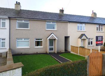 Thumbnail 3 bed terraced house for sale in Manor Crescent, Slyne, Lancaster