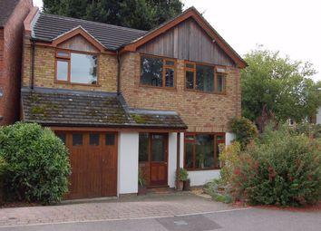 Thumbnail 4 bed detached house to rent in Sycamore Drive, Twyford, Berkshire