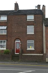 Thumbnail 3 bed terraced house for sale in Buxton Road, Leek, Staffordshire