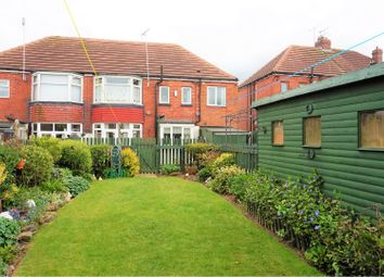 Thumbnail 4 bed semi-detached house for sale in East Bawtry Road, Rotherham