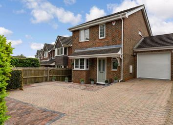 Thumbnail 4 bed detached house for sale in Stonechat Road, Waterlooville