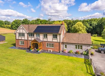 Thumbnail 4 bed detached house for sale in East Street, Turners Hill, Crawley