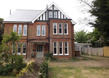 Thumbnail 2 bed flat for sale in Beach House Lane, Bembridge, Isle Of Wight