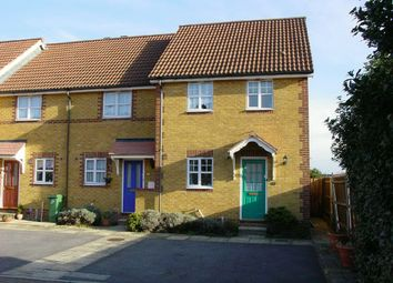 Thumbnail 3 bedroom end terrace house to rent in Bakers Gardens, Carshalton