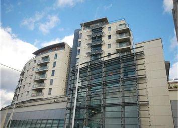 Thumbnail 2 bed flat to rent in Maxim Tower Mercury Gardens, Romford